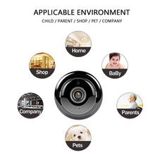 цена на Mini Wifi Camera Home Security 1080P Night Vision HD  V380 Wireless Camera P2P Camera WiFi Motion DVR Micro Came Sport DV Video