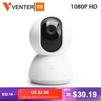 Global Version Xiaomi Mijia Smart Camera Upgraded 1080P HD WiFi Pan Tilt Camera Night Webcam 360 Angle Wireless Mute Camcorder