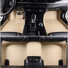 Personalizado 5 assento esteiras do assoalho carro para lexus gs300 gx470 ct es300 es350 is250 todos os modelos esteiras carro acessórios de automóveis