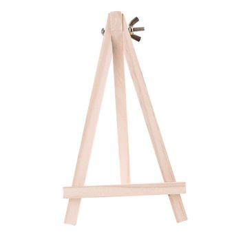 Wood Table Easel For Artist Easel Painting Craft Wooden Stand Art Supplies metal easel for artist painting sketch weeding easel stand drawing table box oil paint laptop accessories painting art supplies