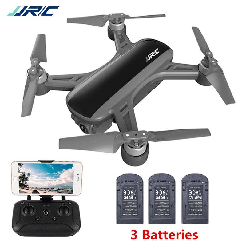 JJRC X9 Heron 5G WiFi FPV con cámara 1080P flujo óptico de posicionamiento de altura mantener seguimiento RC Drone GPS Quadcopter RTF
