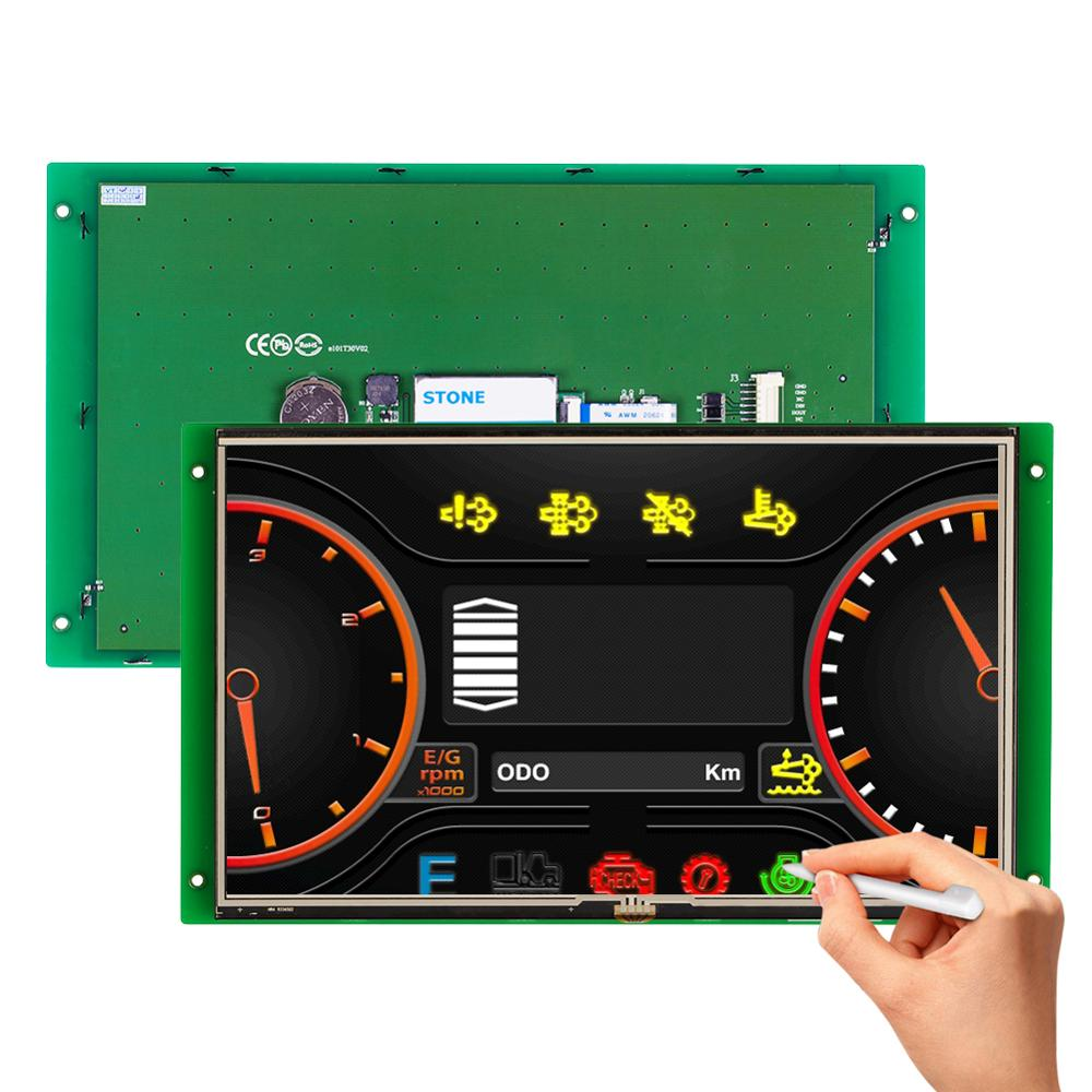 10.1 LCD Display TFT Monitor Touch Panel