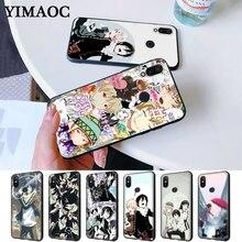 Noragami yato Anime Pattern Silicone Case for Redmi Note 4X 5 Pro 6 5A Prime 7 8