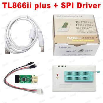 100% New Xgecu Pro TL866ii Plus Programmer High Speed USB EPROM EEPROM FLASH for 1300 IC Better than TL866CS TL866A