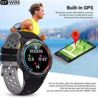 GTWIN Neue M6 Uhr Smart Uhr Männer Frauen Sport GPS Smart uhr 2021 Fitness Aktivität Leben Wasserdichte Uhr Für Android iOS