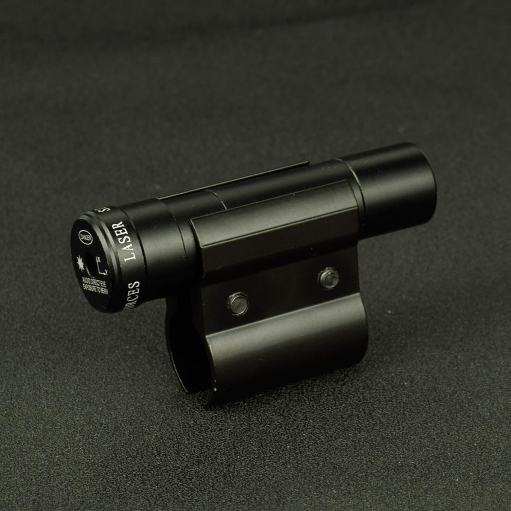Tactical Red Dot Laser Sight Scope With Mount For Pistol Picatinny Rail And Rifle Airsoft For Hunting Optics Shooting
