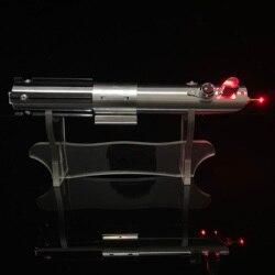 LGT Luke Graflex sable láser de Metal Neopixel hoja pesados duelo Proffie2.2 caja de resonancia de cambio de Color de Star Wars