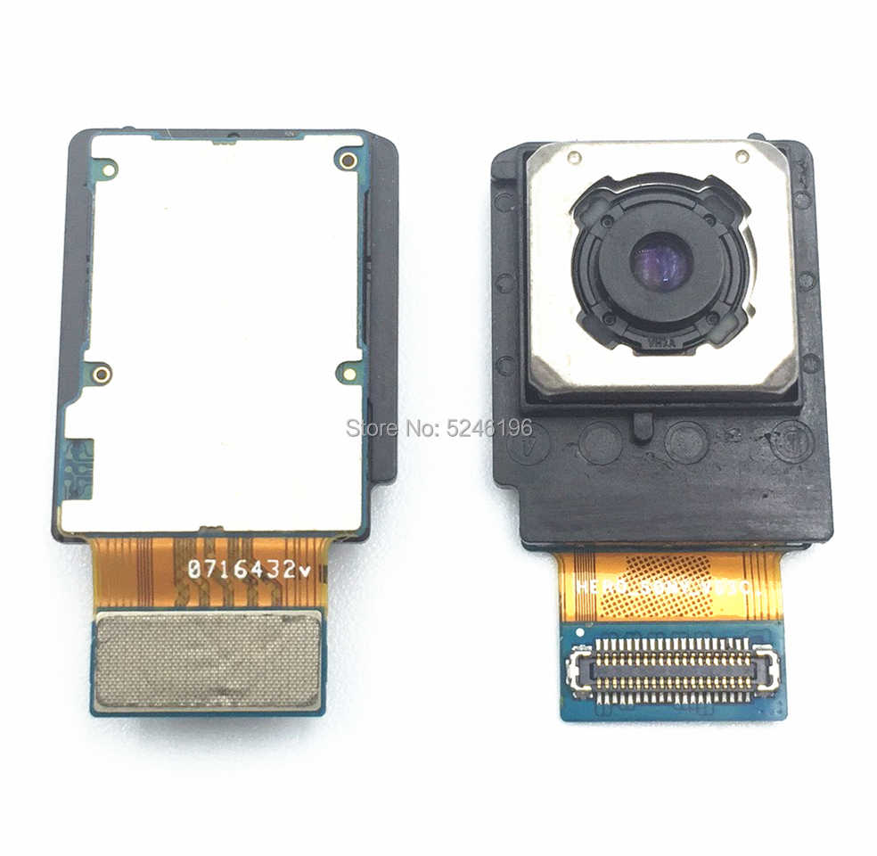 Voor Samsung Galaxy S7 G930F G930FD S7 Rand Plus G935F G935FD Originele Back Rear big Hoofd Camera Module Flex Kabel vervanging