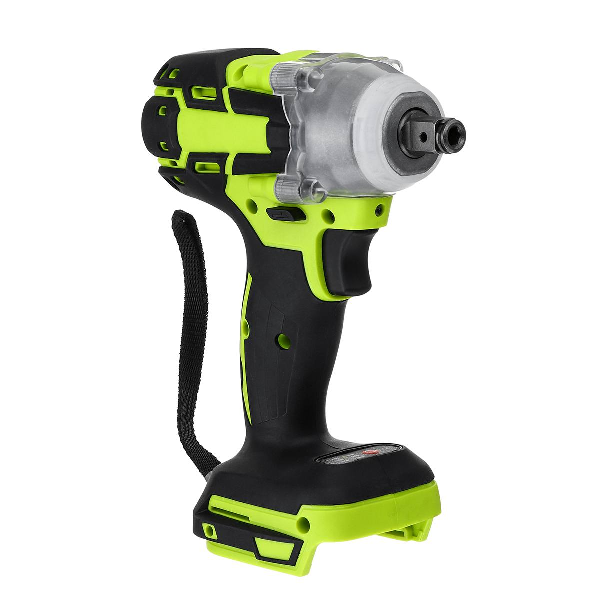 Tools : 18V 588N M Electric Rechargeable Brushless Impact Wrench Cordless 1 2 Socket Wrench Power Tool Wireless Electric Impact Wrenches