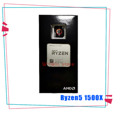AMD Ryzen R5 1500X 3.5 GHz Quad-Core Eight-Core CPU Processor