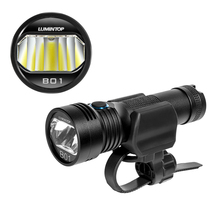 Lumintop B01 Bicycle Light Rechargeable 18650 Battery 850Lm Front Mount Outdoor Lighting LED Flashlight IP68 Underwater Lights