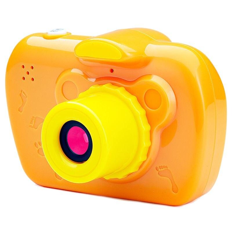 2 Inch 8MP 1080 Pixels Mini LSR Cam Digital Camera For Kids Baby Cute Cartoon Multifunction Toy Camera Children Birthday Best Gi