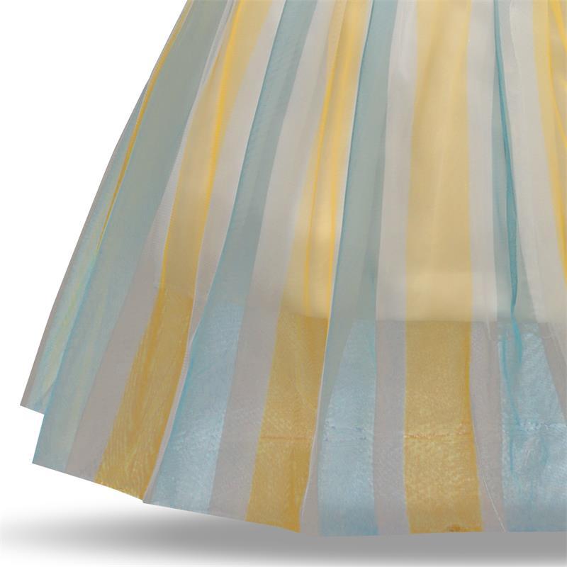 H969e978dd4264b528c964842dcdaf591g Fancy Girl Princess Dresses Sleeping Beauty Jasmine Rapunzel Belle Ariel Cosplay Costume Elsa Anna Sofia Children Party Clothes