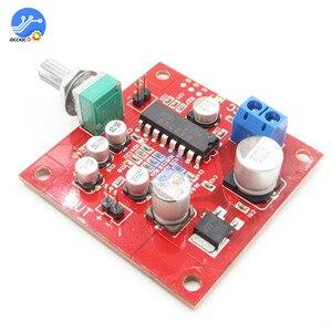 Image 2 - PT2399 Digital Microphone Amplifier Board Reverberation Module Microphone Placa Pre Amplificador Reverb Board Volume Control