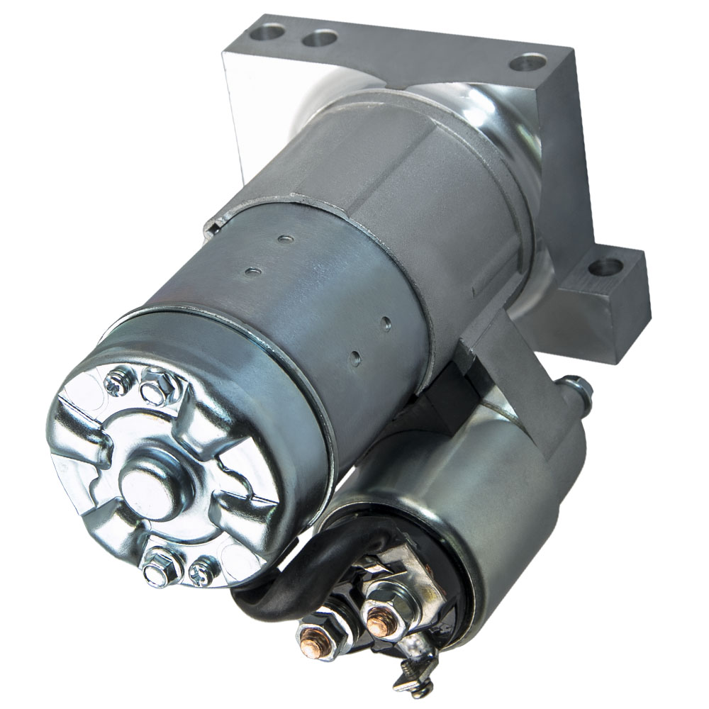 Starter Motor For GM SBC BBC Chevrolet Chevy Super Mini High Torque Stater 153/168 Tooth 19695