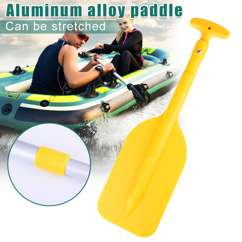 Marine Mini Paddle Shoreline Propel Telescoping Adjustable Boat Accessories YA88