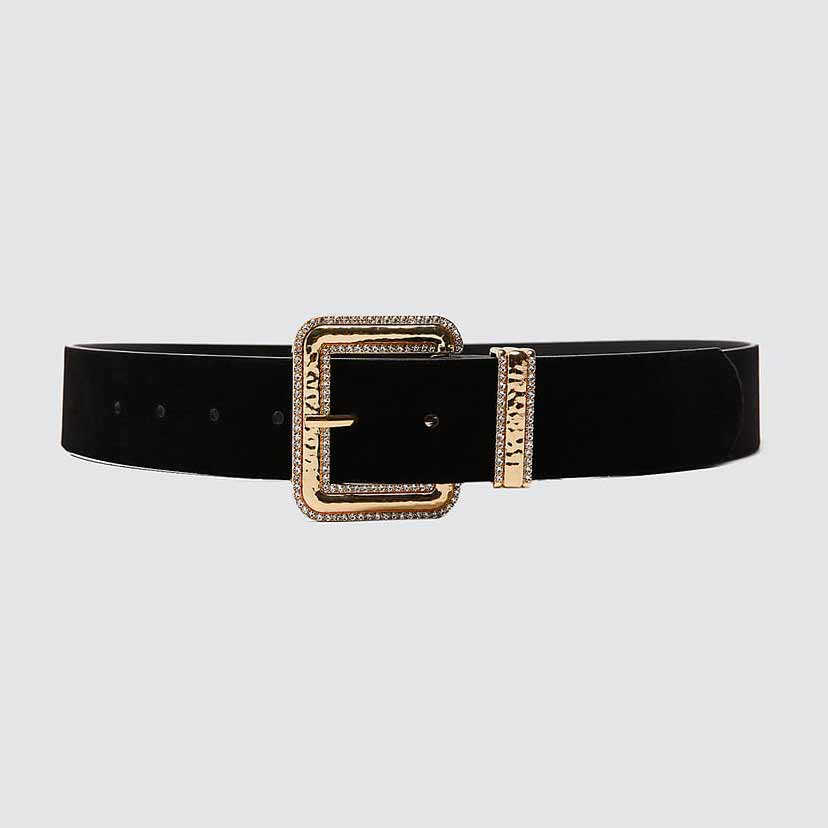 H96a018862ebc4a03b2c0276a116b1edcN - Girlgo Newest Vintage Velvet Buckle Belt for Women Punk Metal Gold Color Belly Chain Accessories Jewelry Party Gifts Bijoux
