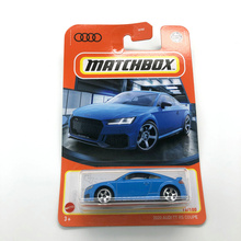 2021 Matchbox Cars 1:64 BENTLEYs BENTAYGA AUDI TT JEEP RENEGADE Special Offer For Sale Metal Diecast Model Car Toys Gift