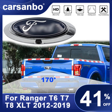 Suitable for 2012 2019 Ford Ranger T6 T7 T8 XLT Side View Camera Reversing System Rear View Camera With LOGO Parking Camera