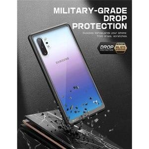 Image 4 - Supcase Voor Samsung Galaxy Note 10 Plus Case (2019 Release) ub Stijl Premium Hybrid Tpu Bumper Beschermende Clear Pc Back Cover