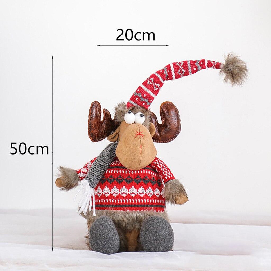 Casa De Bonecas Em Miniatura ~ Travesseiro Xadrez Feliz Natal