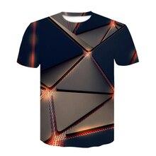 Лето, Мужская 3D футболка, уличная одежда, повседневная, с принтом, короткий рукав, модная, удобная, забавная футболка, Camisetas Hombre размера плюс