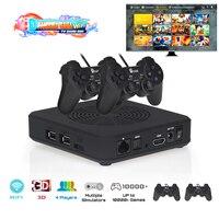 3D Pandora SAGA Wifi TV Game Box 3000 IN 1 Multi Games Arcade Console PS3/PS2/PSP/WSC/SFC/PCE/N64/DS/MD/MAME/GBC/GBA/FBA/FC