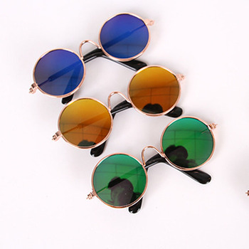 Pet Cat Glasses Dog Glasses Pet Products for Little Dog Cat Eye Wear Dog Sunglasses Photos Props Accessories Pet Supplies Toy 2