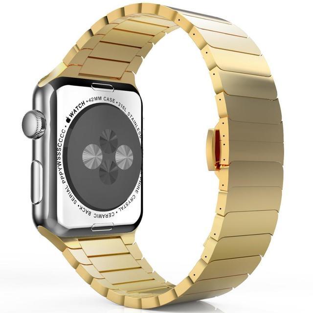 Браслет из нержавеющей стали для Apple Watch 38-42 мм