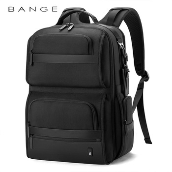 Bange 15.6 inch Laptop Backpack Casual Men Waterproof Backpack School Teenage Backpack bag male Travel Backpack mochila