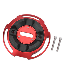 цена на Motorcycle Engine Protective Cover Red For Yamaha TMAX-530 TMAX530 SX TMAX530 DX 2017 2018 Stator Cover Accessories
