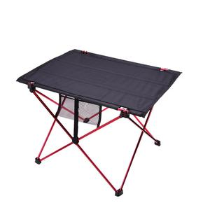 Image 4 - Portable Lightweight Outdoors Table For Camping Table Aluminium Alloy Picnic BBQ Folding Table Outdoor Activties Tavel Tables