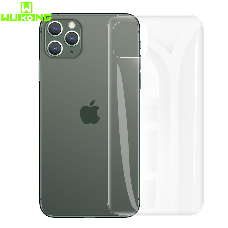 2019 High Tech HD Back & Front Screen Protector For IPhone 11 Pro 5.8 Inch Full Cover Hydrogel Back Film For IPhone 11 Pro Max