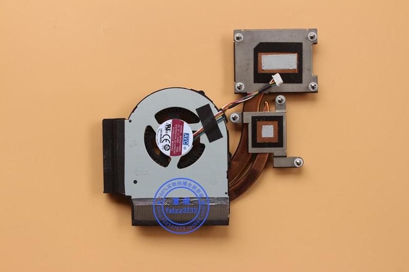 New CPU Cooler Fan/Heatsink For Lenovo ThinkPad L440 L540 BATA0710R5H P006 DC05V 0.50A 23.1078.001 04X4114 Cooling Radiator