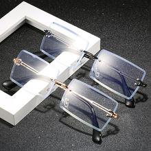 2020 унисекс анти Синие лучи компьютерные очки женский без оправы