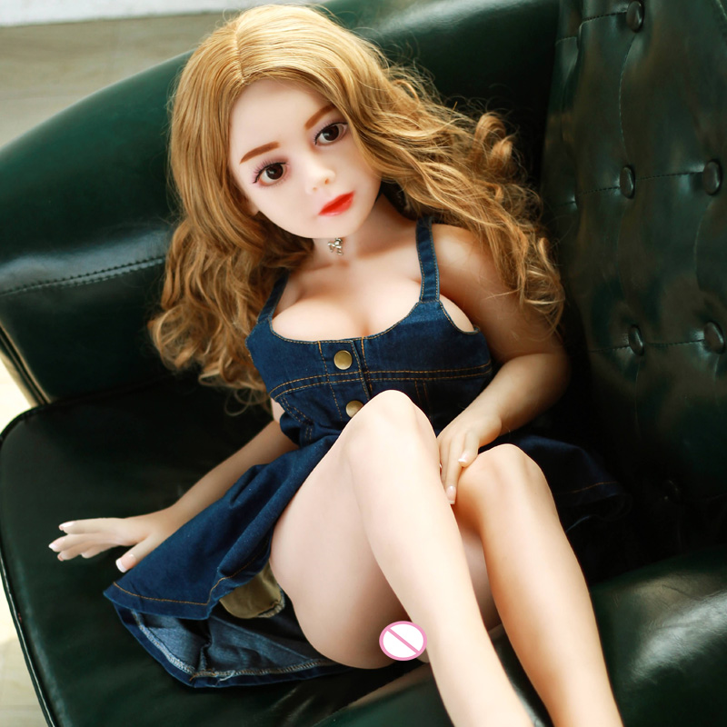 Silicone <font><b>100cm</b></font> <font><b>Sex</b></font> <font><b>Doll</b></font> Robot Japanese <font><b>Anime</b></font> Love <font><b>Doll</b></font> Full Sexy Mini Vagina Adult Sense of Reality Full TPE Frame Metal <font><b>Dolls</b></font> image