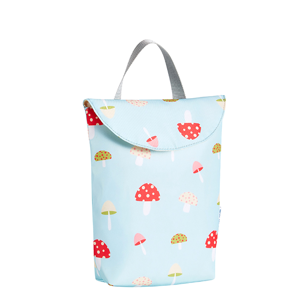 Portable Baby Care Tote Mummy Nursing Waterproof Wet Dry Clothes Travel Small For Swimmers Nappy Bag Multifunctional Reusable