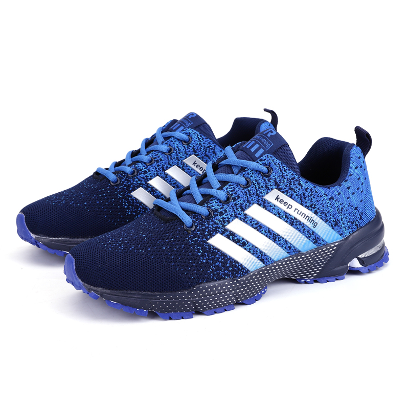Ultra-light Running Shoes For Men Stability Sport Shoes Women's Autumn Winter Trainning Sneakers Breathable Outdoor Tennis Shoes