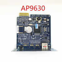For APC power smart network control card UPS monitoring card AP9630 network management card AP9630 UPS Network Management Card 2
