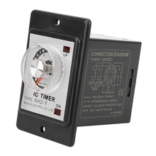 Time Relay AH2-Y 10S 24V Time Relay Delay Electrical Supplies Durable Low Voltage Equipment ad78s electrical relay used for protection relay over current relay overload relay
