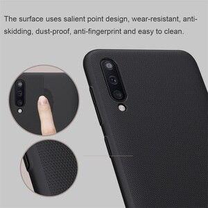 Image 4 - Per Samsung Galaxy A51 A71 A21S A50 A50S A30S A40 A60 A70 Caso Nillkin Glassata Shield Dura del PC Della Copertura Posteriore per Samsung Caso di A51