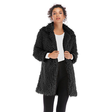 Buy Maternity Coat Women's Autumn Winter Hooded Keep Warm Outwear Female Casual Pregnant Woman Loose Blend Coat Faux Fur directly from merchant!