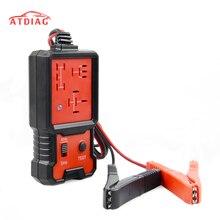 Горячая 12 в автомобильный релейный тестер, инструмент для тестирования реле, автоматический Контролер батареи, точный диагностический инструмент, портативные автомобильные запчасти