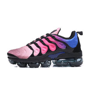 Sports-Shoes Sneakers Cushioned Non-Slip Outdoor Casual Famous-Brand Men Women Ladies