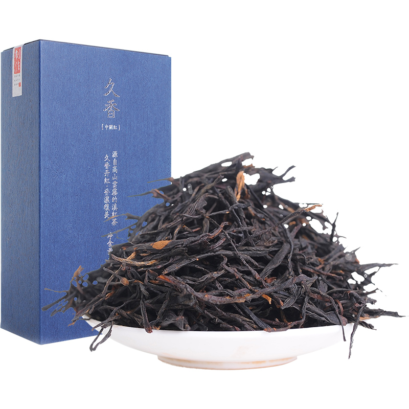200g 2018 Yr Yunnan Lincang Feng Qing Bulk Honey Flavor Dian Hong Spring Dian Hong Tea Red Tea Kung Fu Black Tea Special Grade