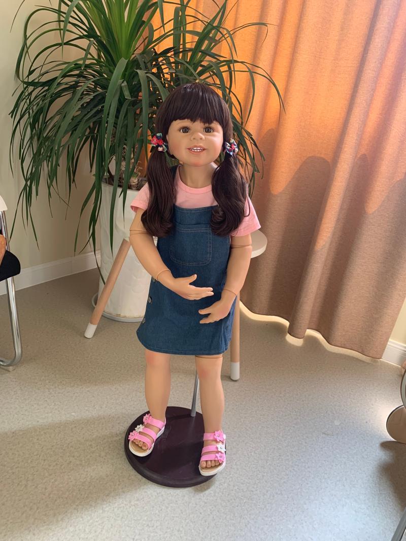 98cm 38.5 pouces Reborn bébé poupée corps entier Silicone inteiro bébé vie Boneca Reborn bambin jouets pour enfants Brinquedos Juguetes