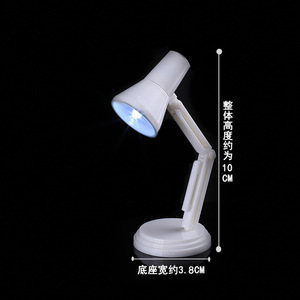 Image 3 - 1PC 1:12 Dollhouse Miniature Ceiling Lamp LED Light Dollhouse Furniture Toy Dolls House Lighting Toys Gifts For Children