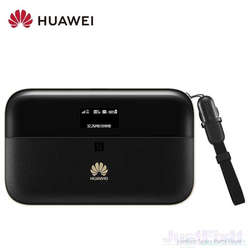 Router móvil Huawei 3G/4G WIFI 2 Pro E5885Ls-93a desbloqueado Huawei 4G LTE Hotspot punto de acceso inalámbrico E5885 soporte multilingüe
