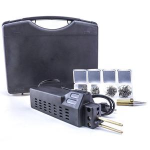 Image 2 - Carro Kit de Reparação De Carros de Plástico Tocha de Soldagem 210V 240V Plug UE Carenagem Corpo Auto Ferramenta Grampeador Quente