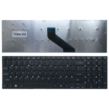 English Keyboard for Acer Aspire E1-522 e1-510 E1-530 E1-530G E1-572 E1-572G E1-731 E1-731G E1-771 US laptop Keyboard фото